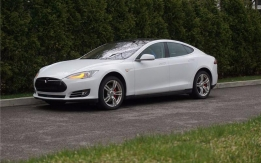 Tesla Model S occasion P85D